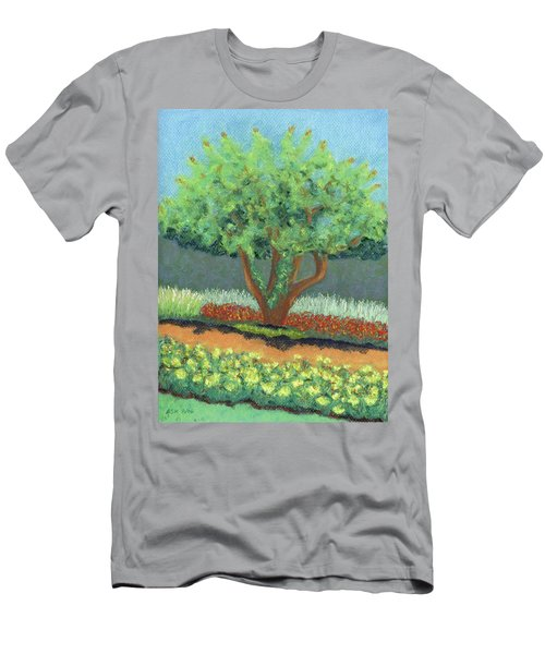 Beautiful Tree Men's T-Shirt (Athletic Fit)