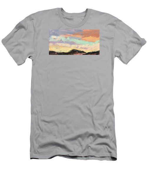 Beauty In The Journey Men's T-Shirt (Slim Fit) by Nathan Rhoads