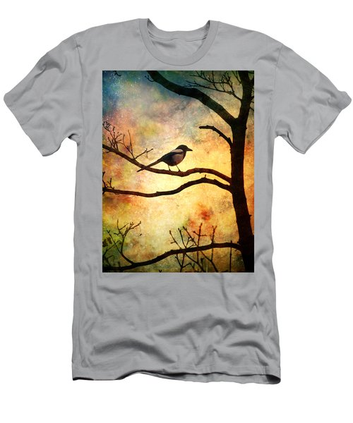 Believing In The Morning Men's T-Shirt (Athletic Fit)