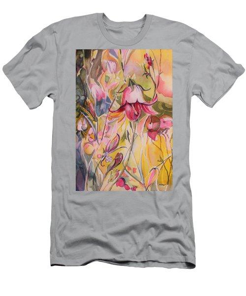 Bell Flower Men's T-Shirt (Athletic Fit)