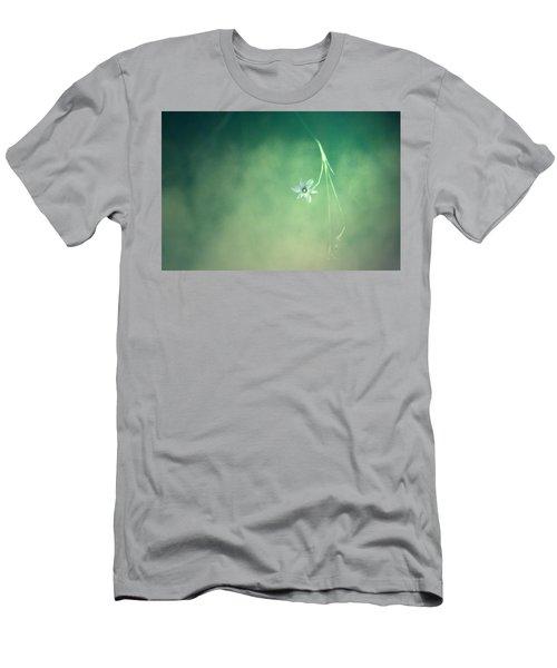 Men's T-Shirt (Slim Fit) featuring the photograph Below Summer  by Mark Ross