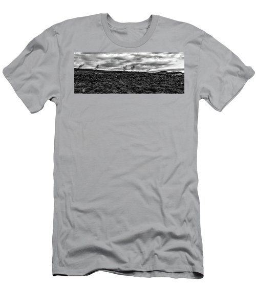 Bending To The Wind Men's T-Shirt (Athletic Fit)