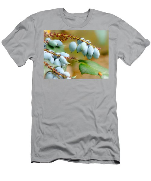 Men's T-Shirt (Slim Fit) featuring the photograph Berrylicious  by Rand Herron