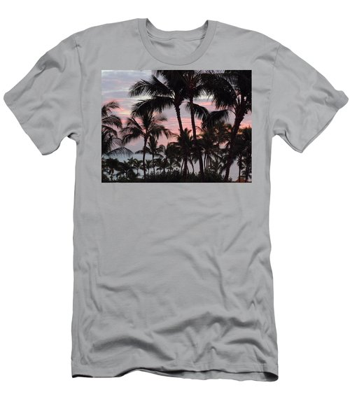 Big Island Sunset 2 Men's T-Shirt (Athletic Fit)