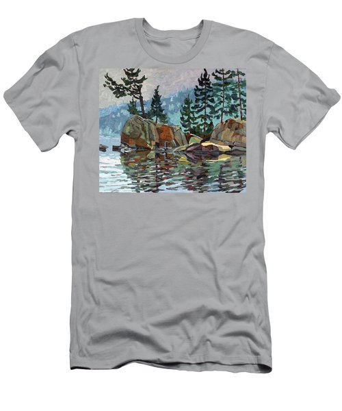 Big Joe Mufferaw Pines Men's T-Shirt (Athletic Fit)