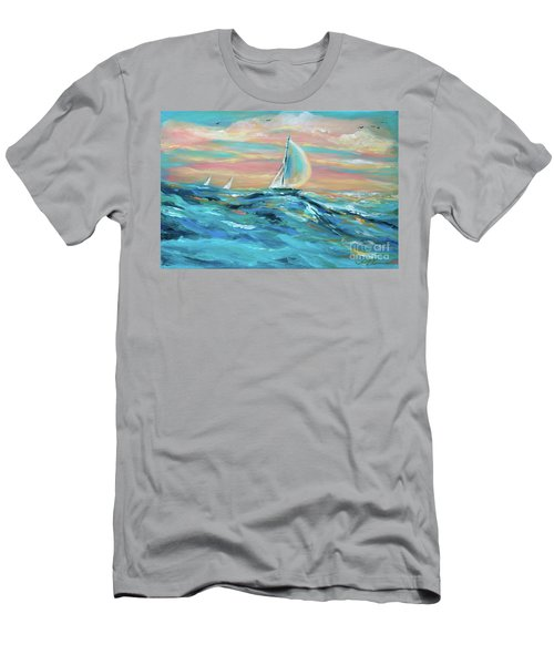 Big Swell Men's T-Shirt (Athletic Fit)