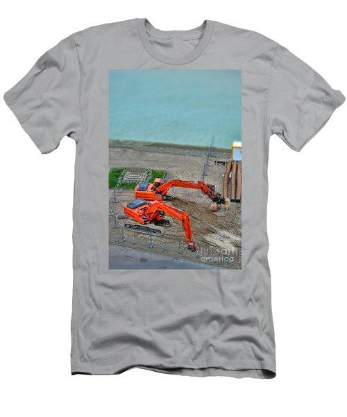 Big Toys Men's T-Shirt (Athletic Fit)