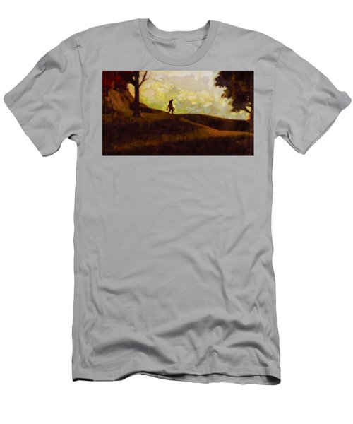 Bigfoot Men's T-Shirt (Athletic Fit)