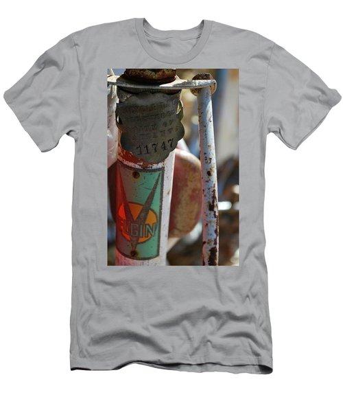 Bike License 11747 Men's T-Shirt (Athletic Fit)