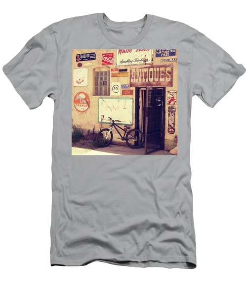 Bike Store Salida Colorado Men's T-Shirt (Athletic Fit)