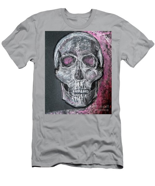 Billie's Skull Men's T-Shirt (Athletic Fit)