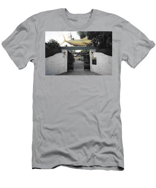 Bimini Big Game Club Men's T-Shirt (Athletic Fit)