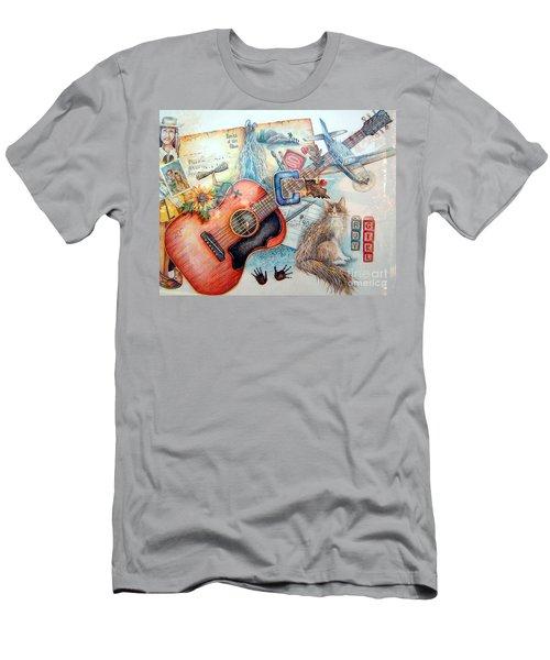 Bio Bits Men's T-Shirt (Athletic Fit)