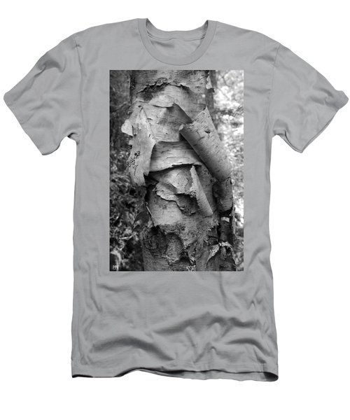 Birch Bark Men's T-Shirt (Athletic Fit)