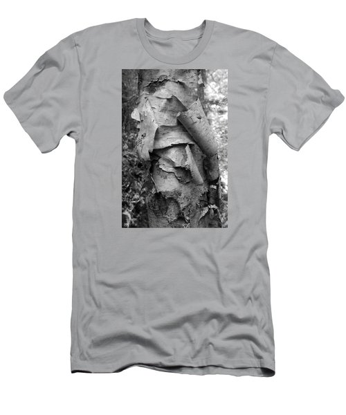 Birch Bark Men's T-Shirt (Slim Fit)