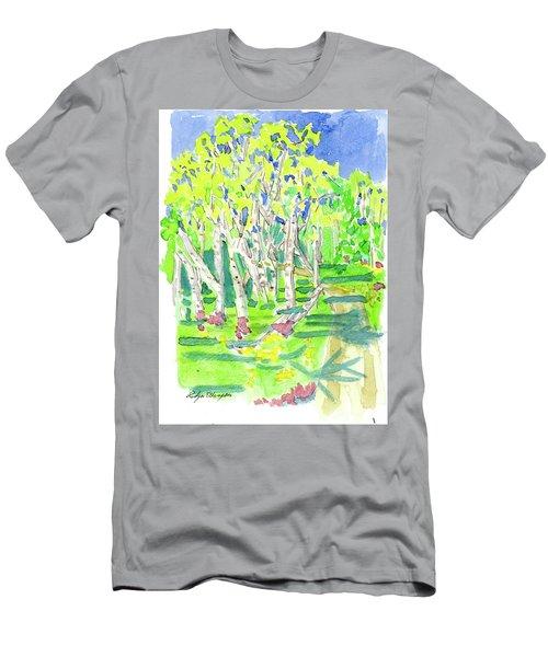 Birch Men's T-Shirt (Athletic Fit)