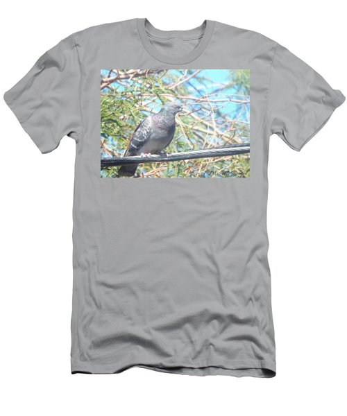 Bird Watchman Men's T-Shirt (Athletic Fit)