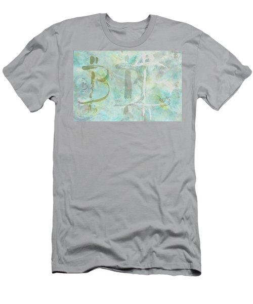 Bitcoin Universe Men's T-Shirt (Athletic Fit)