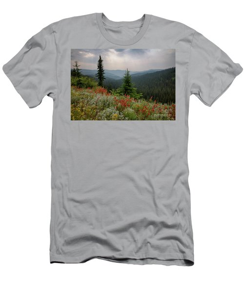 Bitterroot Summer Men's T-Shirt (Athletic Fit)