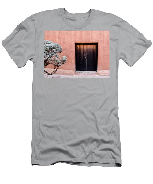Black Door Men's T-Shirt (Athletic Fit)