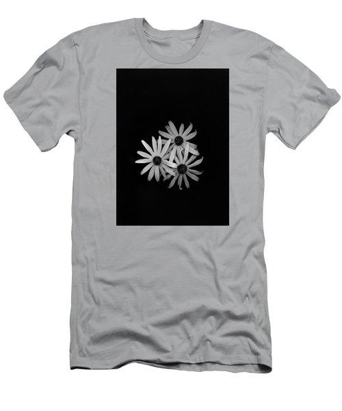 Black Eyed Susan's 1 Men's T-Shirt (Slim Fit) by Simone Ochrym