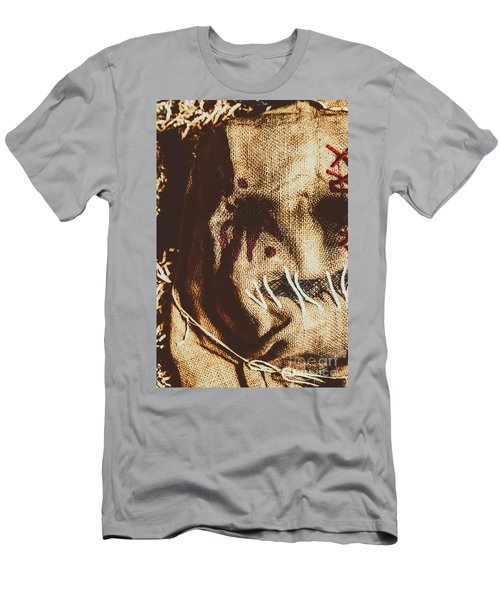 Black Eyes And Dried Out Hearts Men's T-Shirt (Athletic Fit)