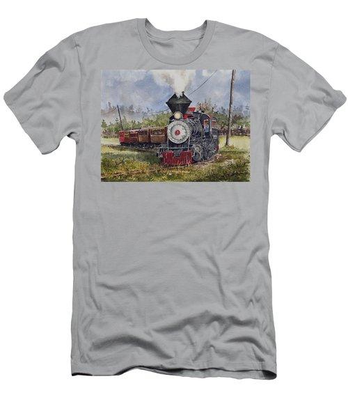 Black Hills Central Number 7 Men's T-Shirt (Athletic Fit)