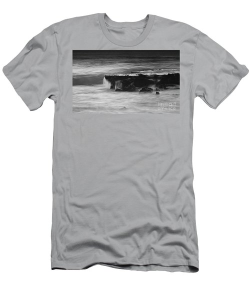 Black Rock Men's T-Shirt (Athletic Fit)