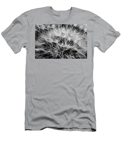 Black Widow Dandelion Men's T-Shirt (Athletic Fit)
