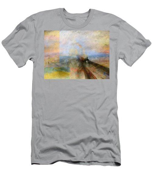 Blend 5 Turner Men's T-Shirt (Slim Fit) by David Bridburg