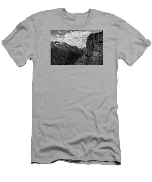 Blodgett Canyon Men's T-Shirt (Athletic Fit)