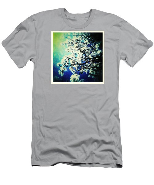 Blossoming Men's T-Shirt (Athletic Fit)