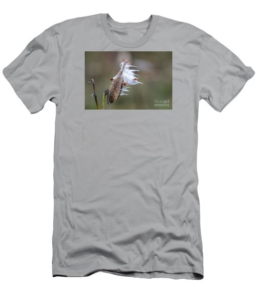 Blowing In The Wind Men's T-Shirt (Slim Fit) by Cindy Manero