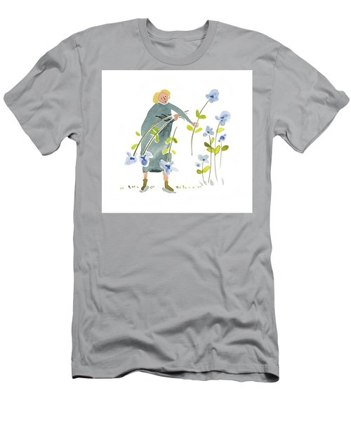 Blue Harvest Men's T-Shirt (Slim Fit) by Leanne WILKES