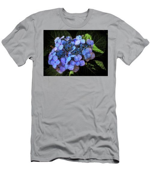 Blue In Nature Men's T-Shirt (Athletic Fit)