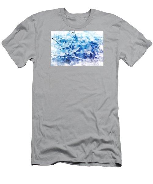 Blueberry Blues Men's T-Shirt (Athletic Fit)