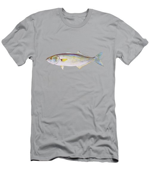 Bluefish Blue Lagoon  Men's T-Shirt (Athletic Fit)