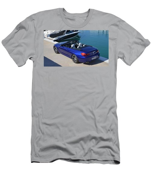 Bmw M6 Convertible Men's T-Shirt (Athletic Fit)