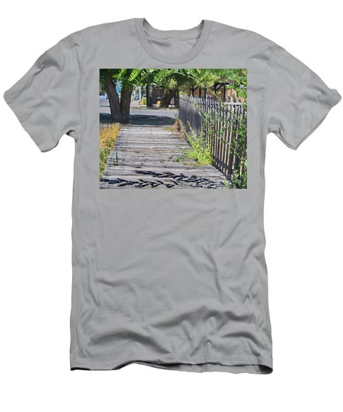 Boardwalk 2 Men's T-Shirt (Athletic Fit)