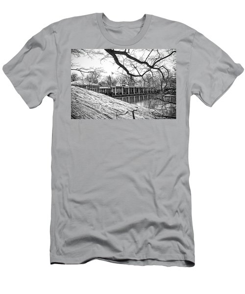 Boathouse Central Park Men's T-Shirt (Athletic Fit)