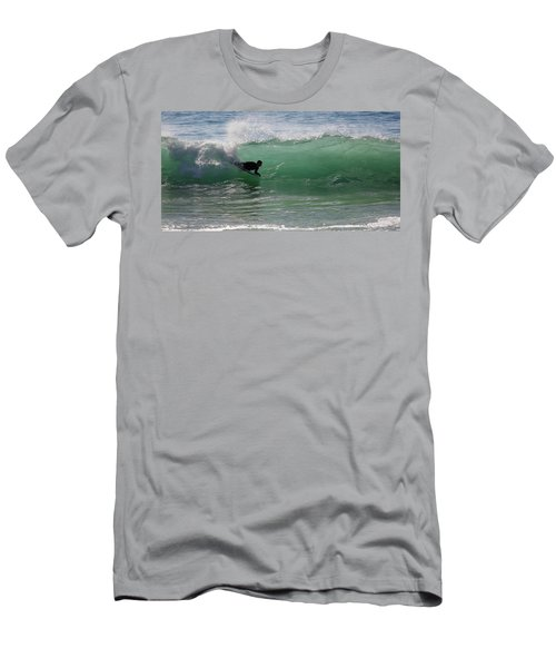 Body Surfer Men's T-Shirt (Athletic Fit)