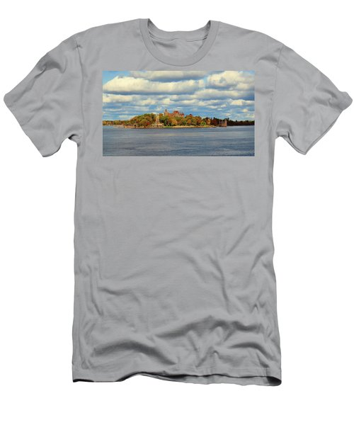 Boldt Castle Men's T-Shirt (Athletic Fit)