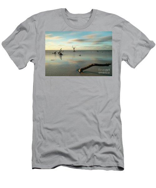 Boneyard Sunrise Men's T-Shirt (Athletic Fit)