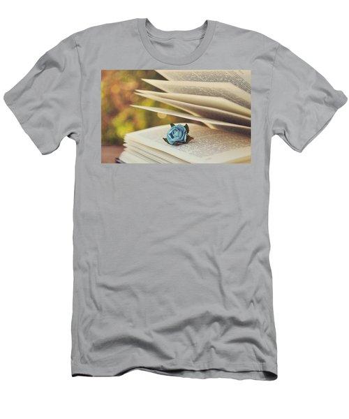 Book Men's T-Shirt (Athletic Fit)
