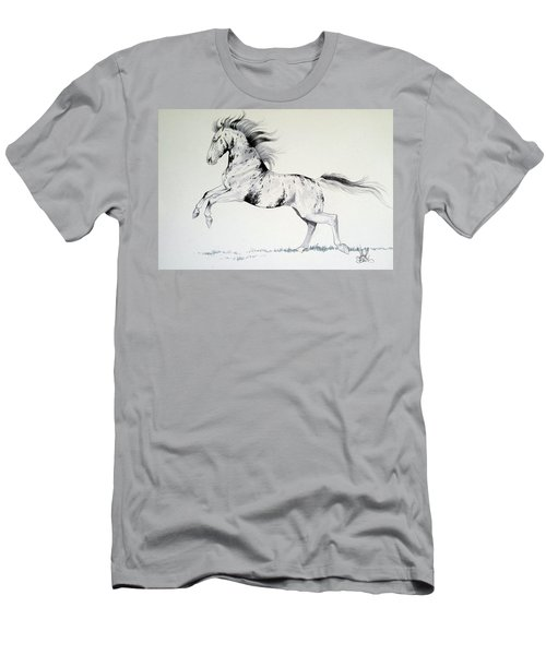 Loud Appaloosa Men's T-Shirt (Athletic Fit)