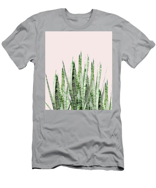 Botanical Balance Men's T-Shirt (Slim Fit) by Uma Gokhale