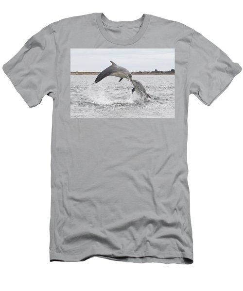Bottlenose Dolphins - Scotland #1 Men's T-Shirt (Athletic Fit)