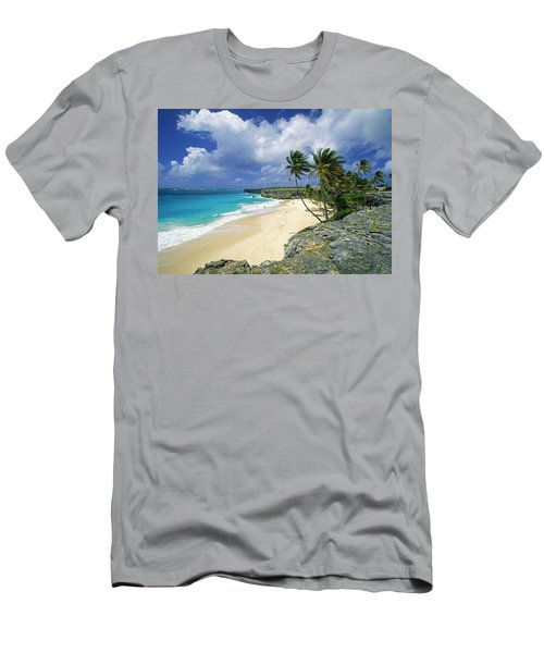 Bottom Bay, Barbados Men's T-Shirt (Athletic Fit)
