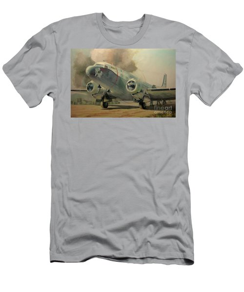 Bouncing Bertha Men's T-Shirt (Athletic Fit)