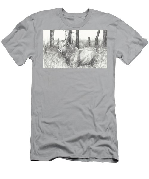 Breaker Study Men's T-Shirt (Slim Fit) by Meagan  Visser